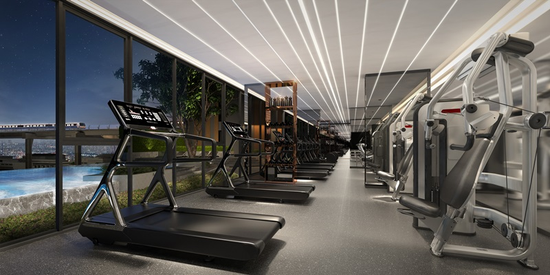 9. WORKOUT SPACE Floor 4