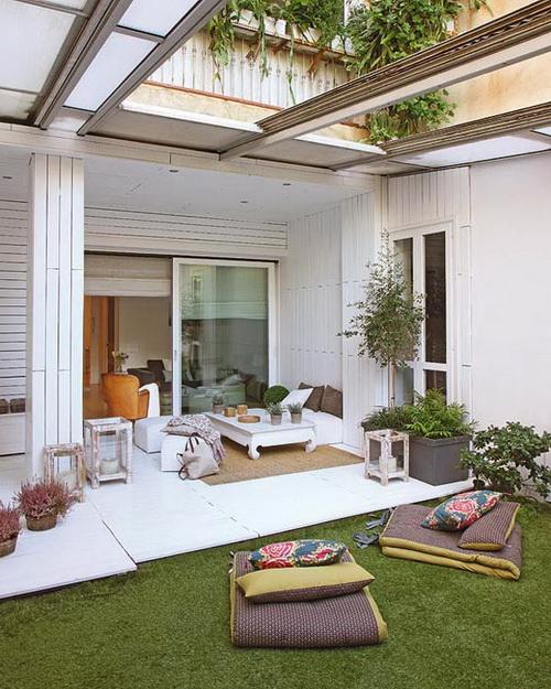 for Living de terraza easy