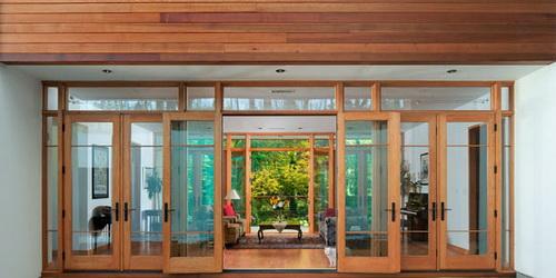 for Wooden house windows design