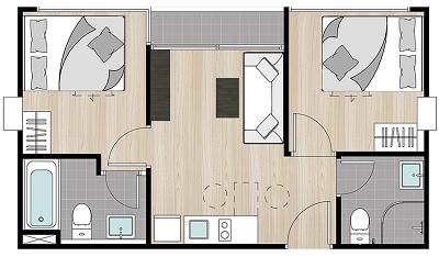 Suite 42 Sq.m.