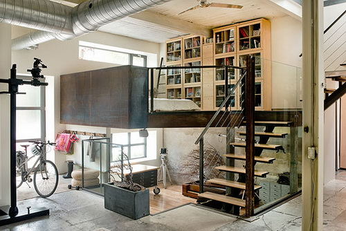 Loft Bed Los Angeles