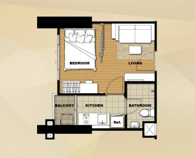 Room 24.5 - 25 sq