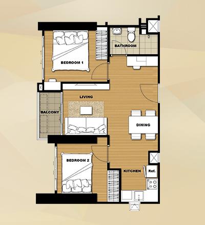 Room 48 - 48.5 sq