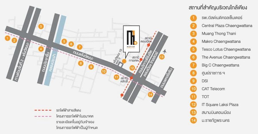 Map Mptif
