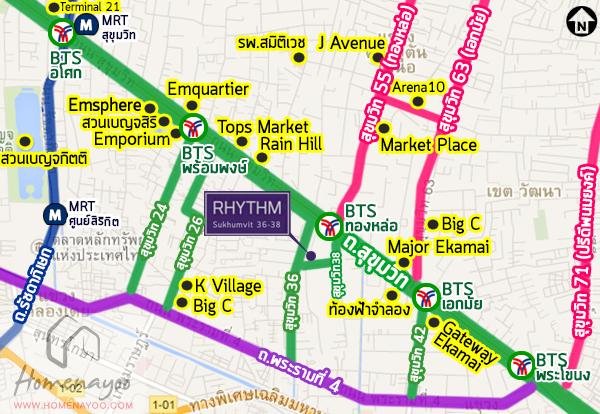 Rhythm36-38 place