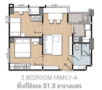2 Bd family a 51.5
