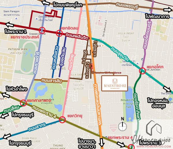 Map ใหญ่