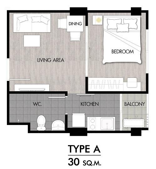 Niche Rama2 f2 Room Type A2-01