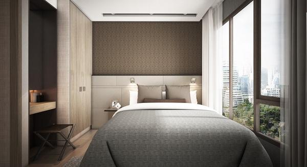 One Bedroom (bed)