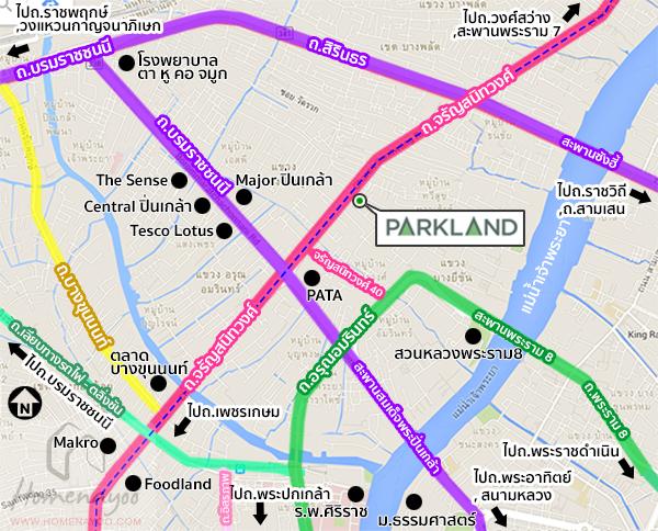 theparklandmap