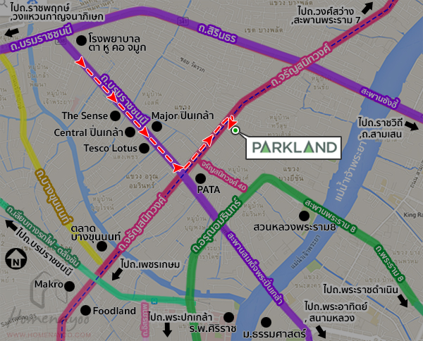 theparklandwaytomap