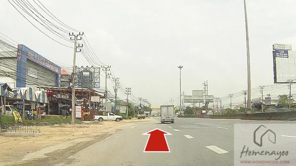 BRNee Park ร่มเกล้า-Route-9