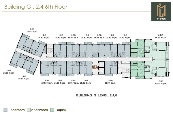 Floor Plan metroluxe-15