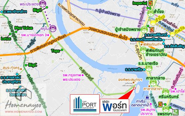 Maptheport