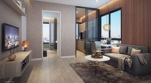 asset wise brown condo 32. Black Bedroom Furniture Sets. Home Design Ideas