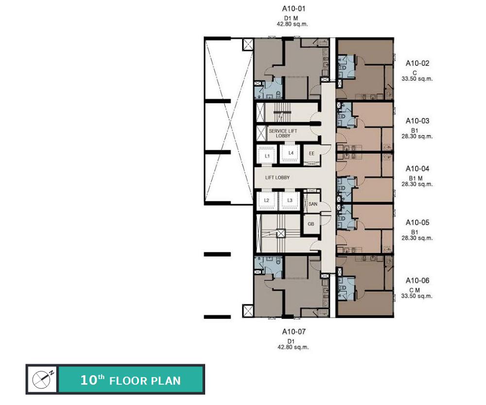 10 Floor Plan