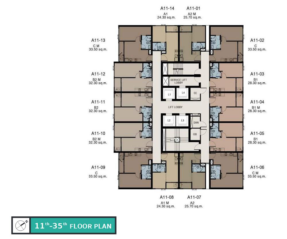 11-35 Floor Plan