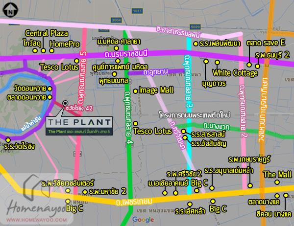 1ThePlantPinglaosai5placemap