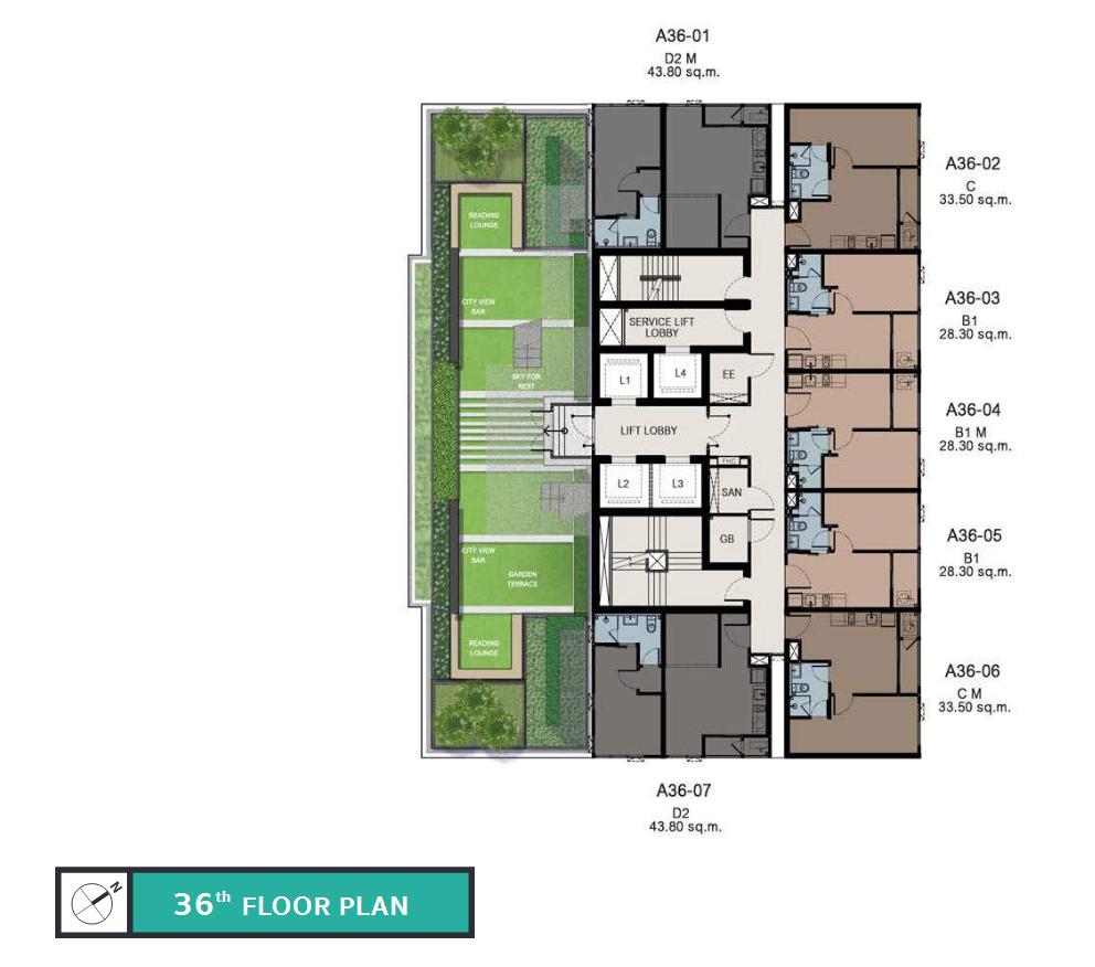 36 Floor Plan