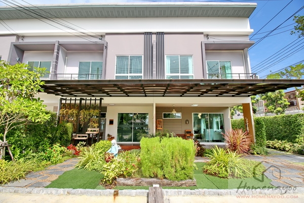 The Trust Townhome Rangsit –  Klong 1