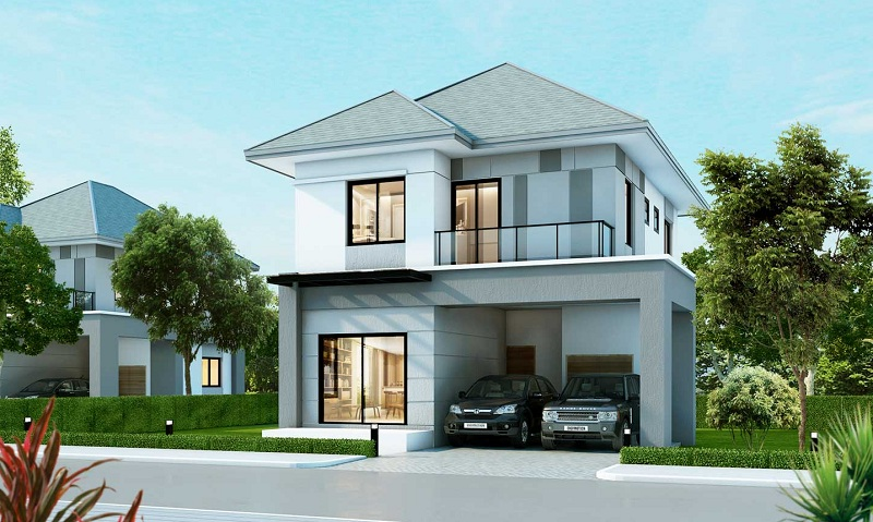 The Ville Rangsit-Klong 2