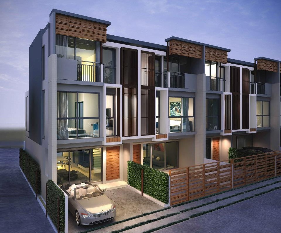 The Willow Townhome Ramintra