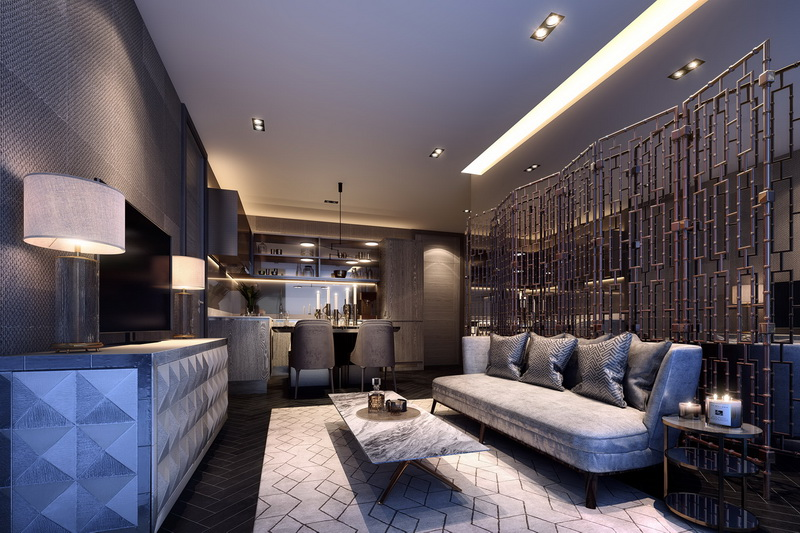 2 Bedroom 60