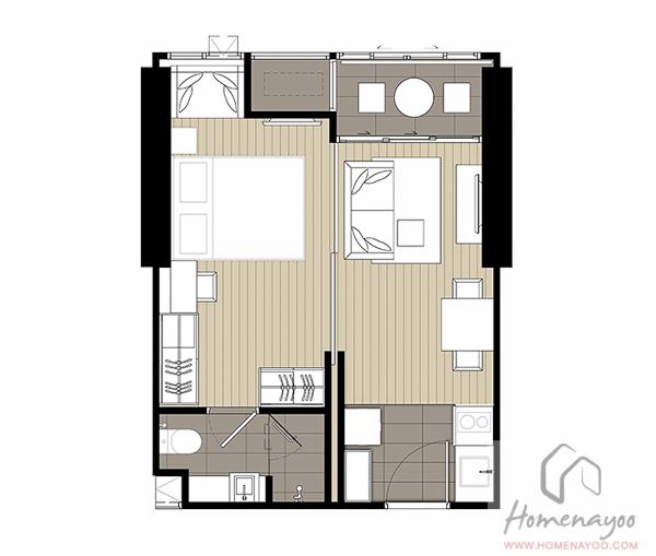 3.room-c 43 m