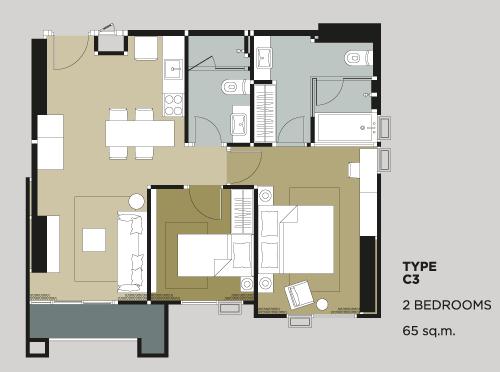 k-roomtype-c3