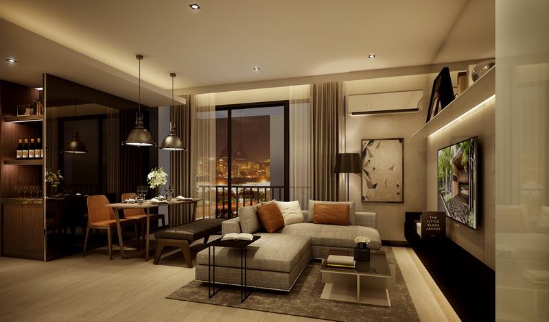 2B Living room