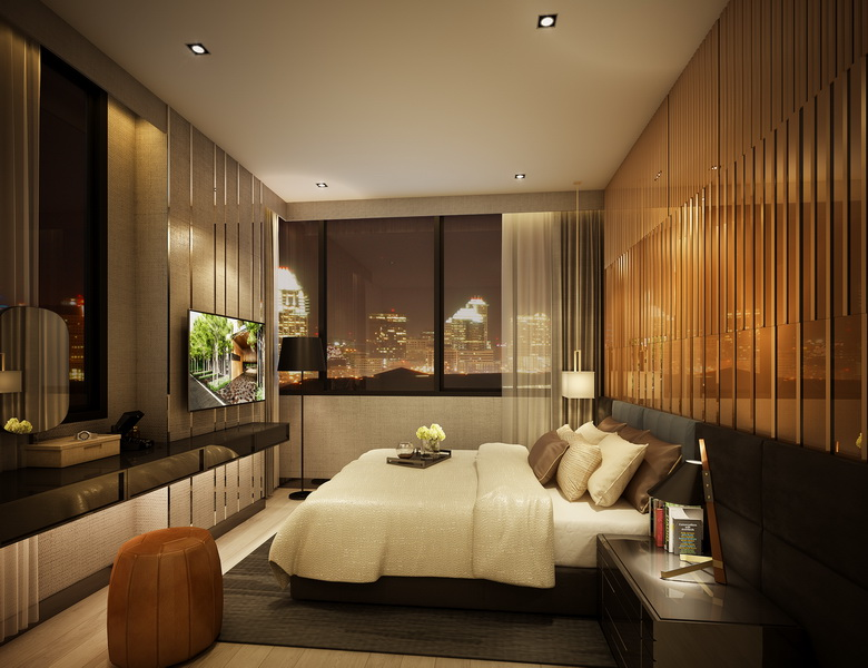 2B Master Bedroom