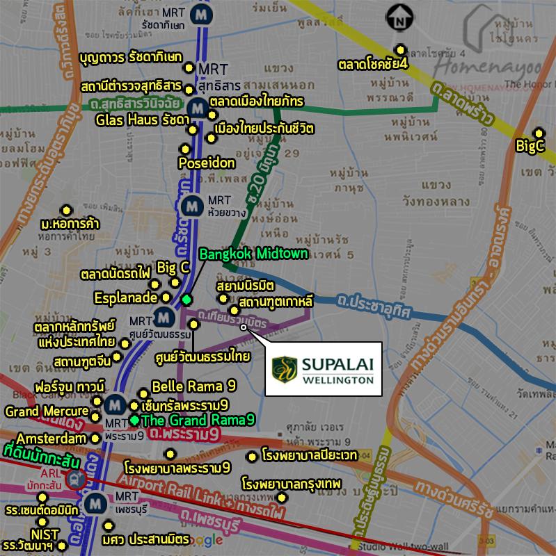 SPLWellingtonplacemap