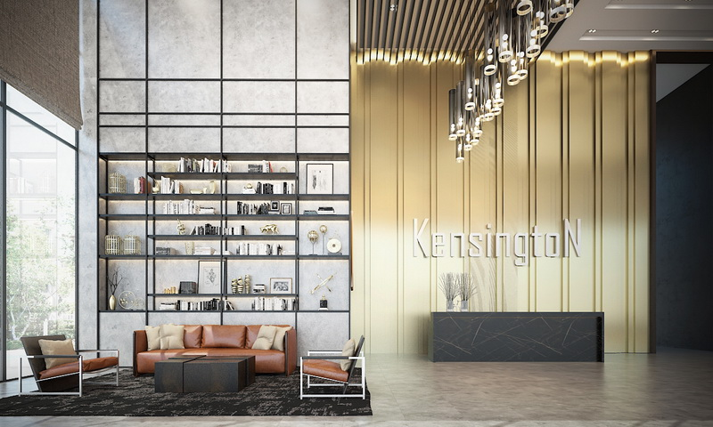 Kensington Lobby
