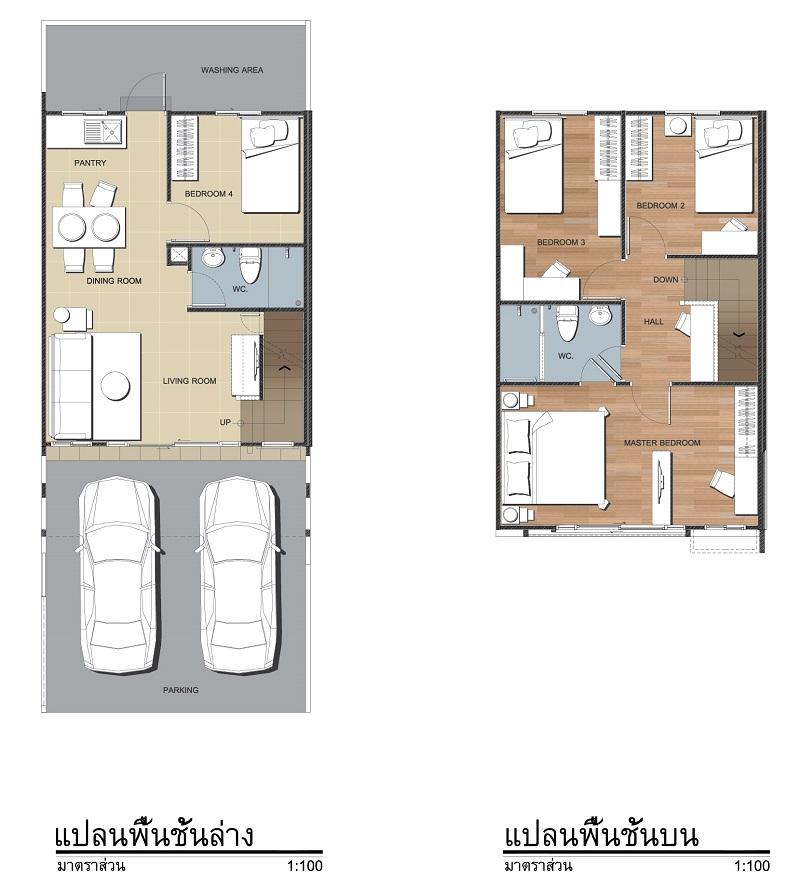 Floor Plan 5.70 m