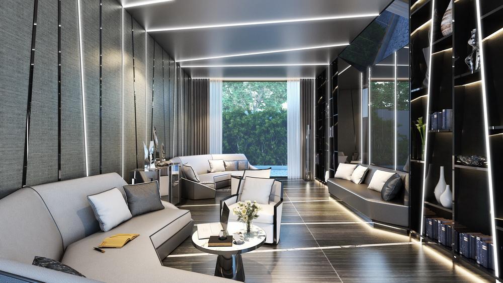 Ananda Ideo Mobi Rama4  Lobby Lounge