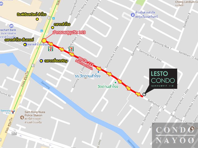 Lesto Condo Sukhumvit 113_MAP_0004