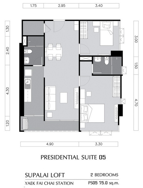 PRESIDENTIAL SUITE 05