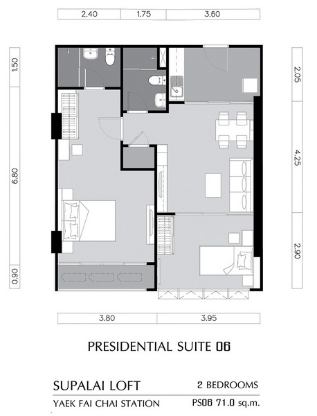 PRESIDENTIAL SUITE 06