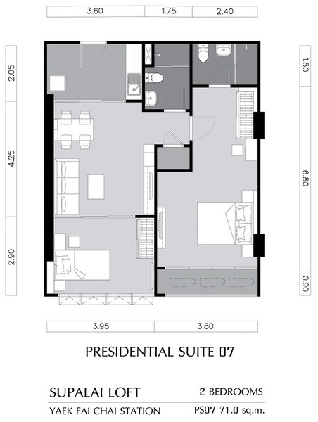 PRESIDENTIAL SUITE 07