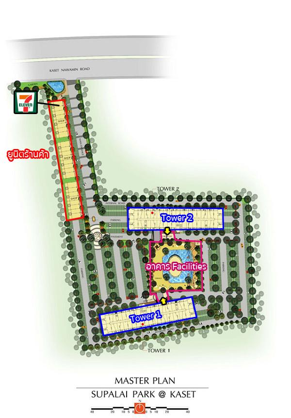 Master-plan-Park-Kaset