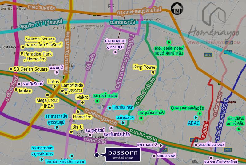 1passorn Placemap