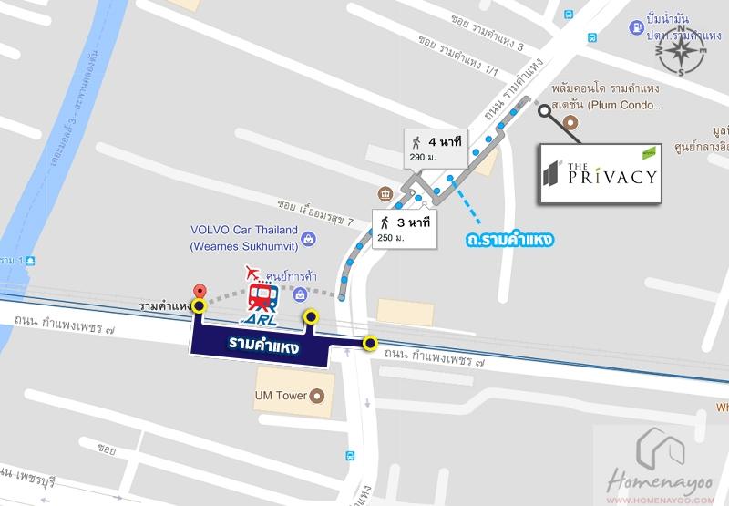 4.1 walk to airportlink