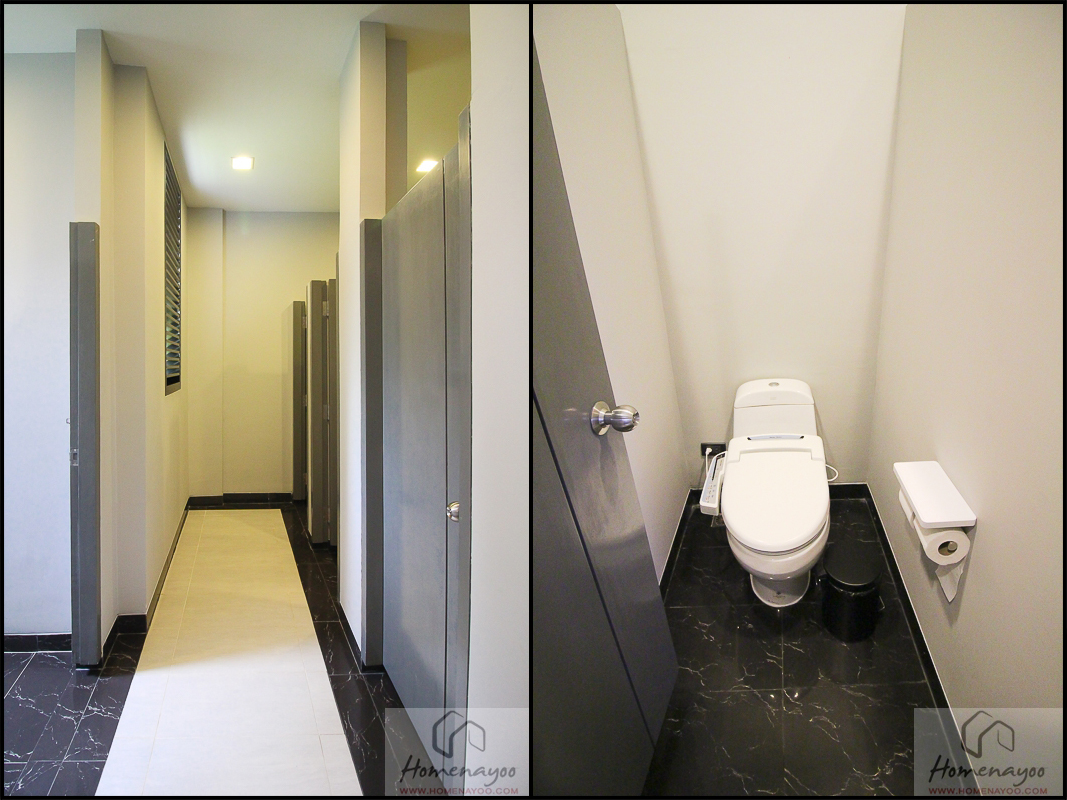 clubhouse wc