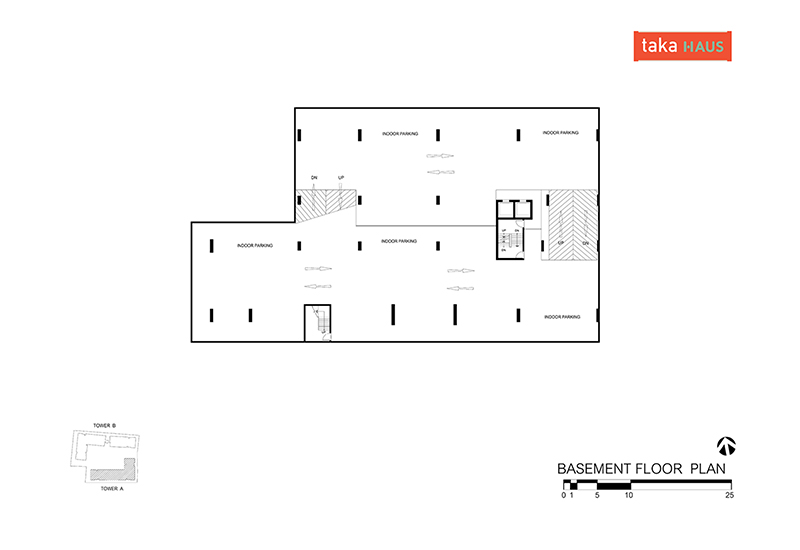 Floor Plan with Scale bar