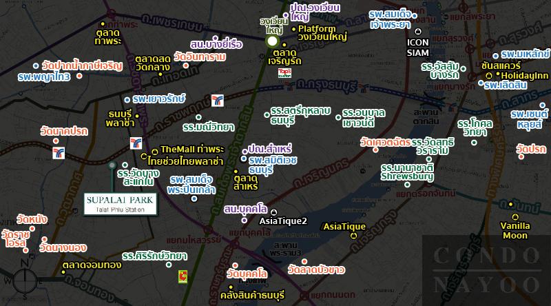 map_condo-Supalai Talad Plu-02-02