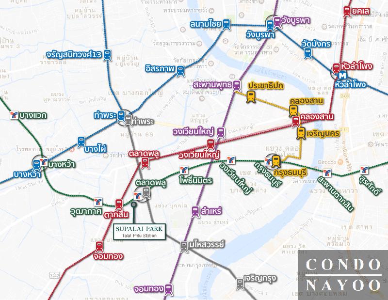 map_condo-Supalai Talad Plu-04