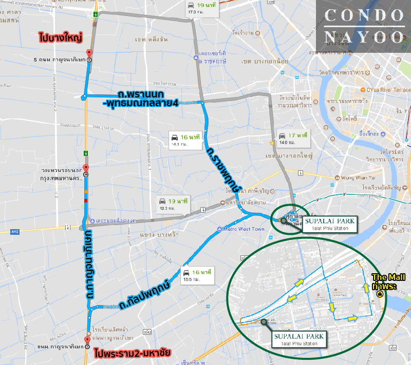 map_condo-Supalai Talad Plu-06