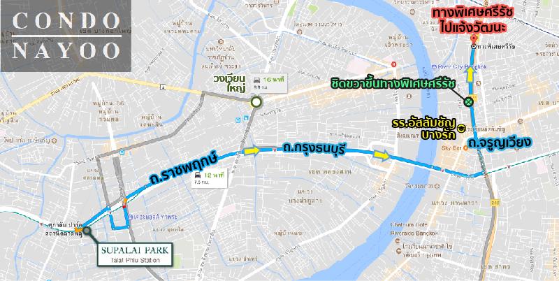 map_condo-Supalai Talad Plu-07