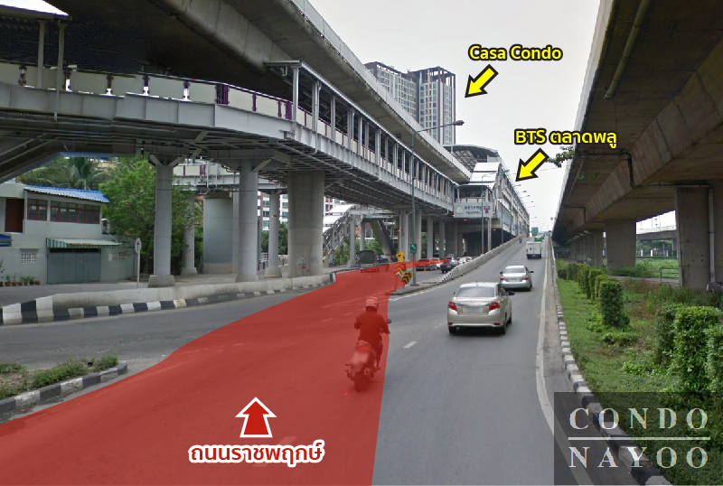 map_condo-Supalai Talad Plu-09