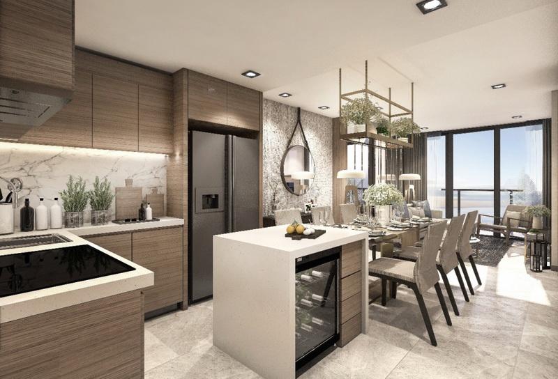2BR-73.85-dining kitchen